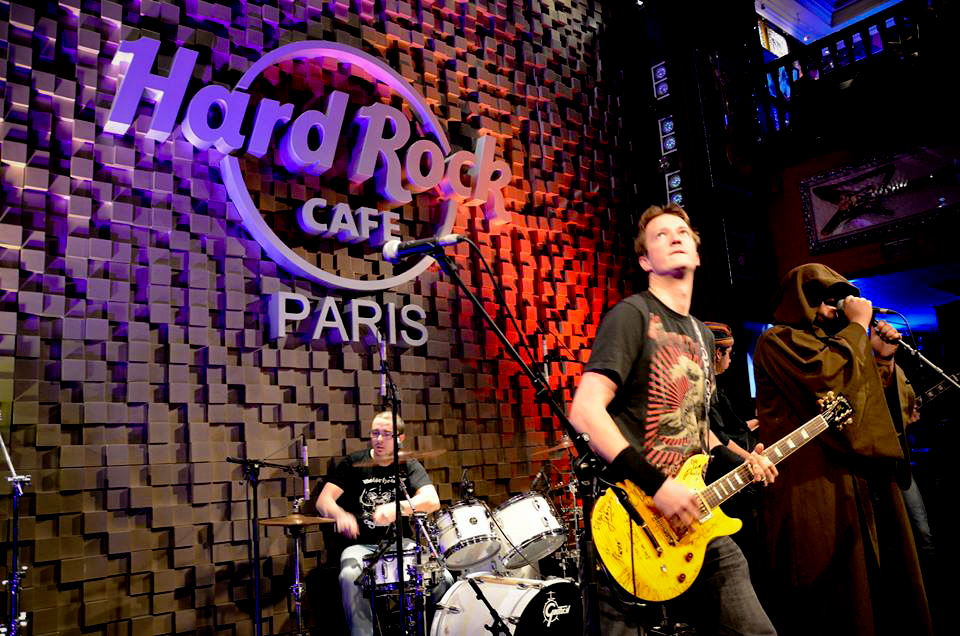 Spotify Hard Rock Cafe